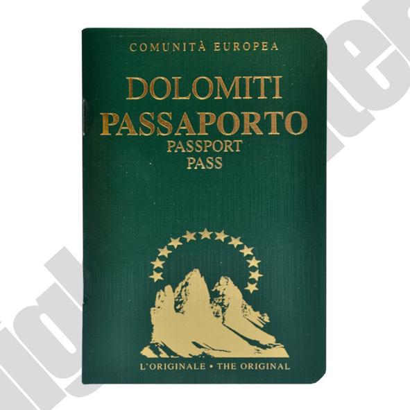 Passaporto Dolomiti Light Hunter Publications